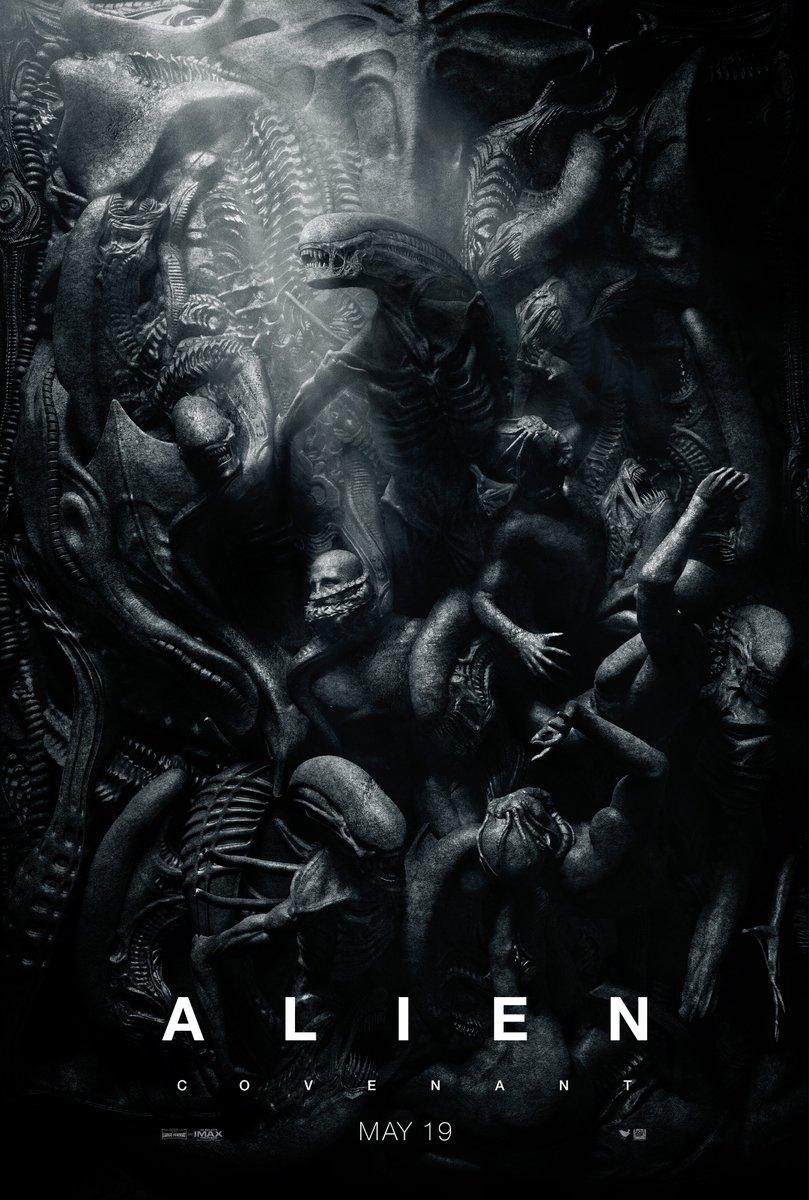Постер к фильму Alien: Covenant