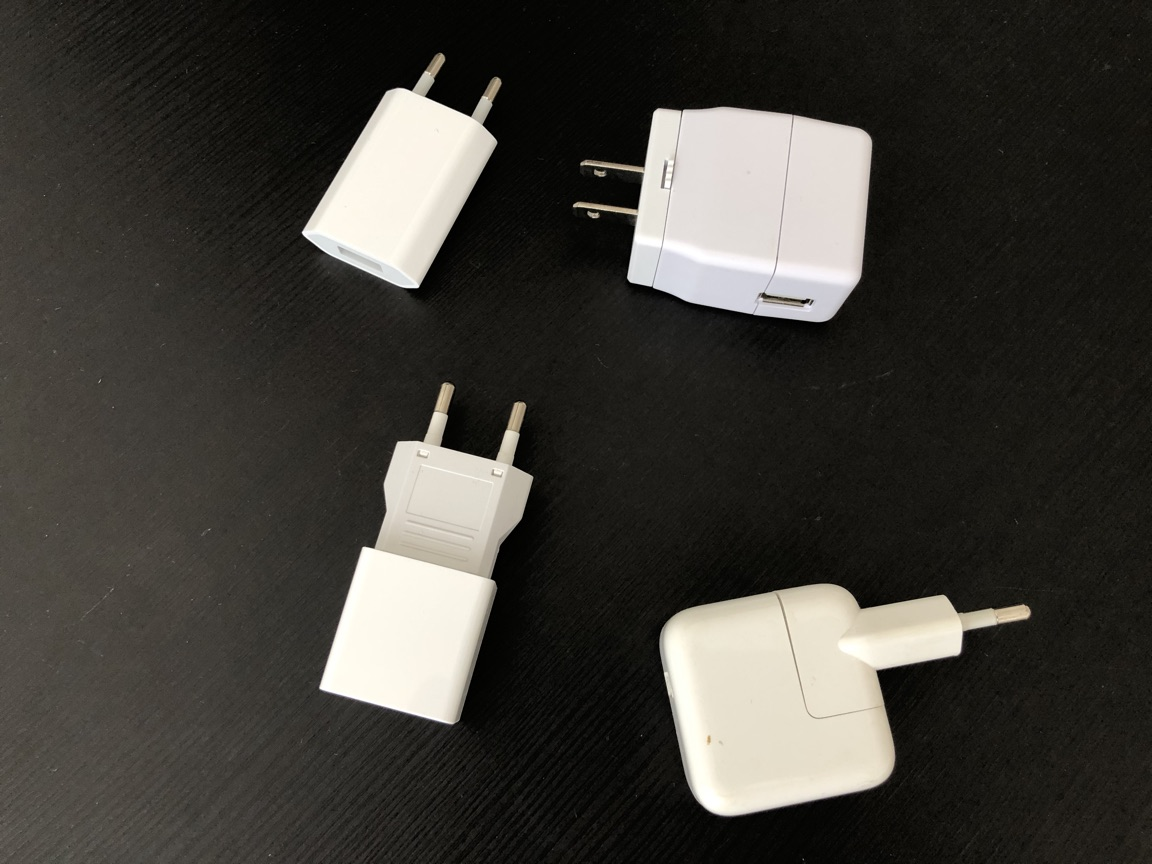 USB power adapters